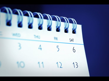 CALENDAR OF EVENTS & FUNDRAISERS