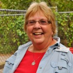 Bette R, hospital volunteer