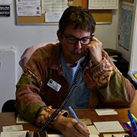Exor C.- Administration Volunteer