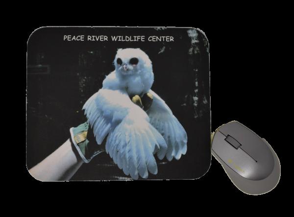 Mousepad Luna Wings Spread-Down