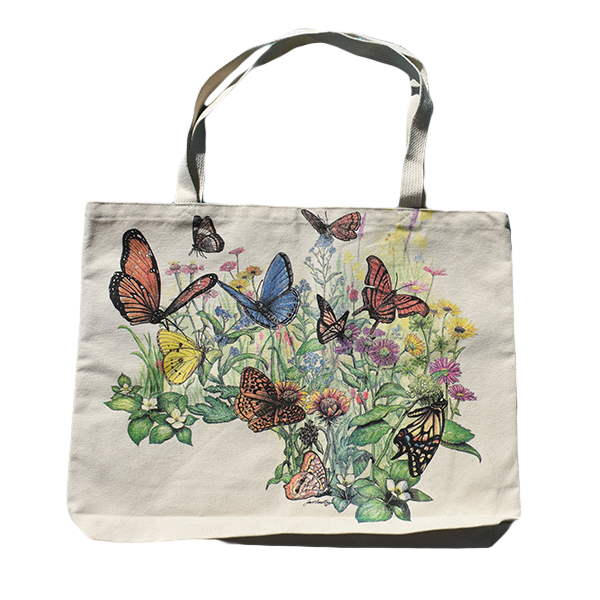 Butterfly-Garden-Canvas-Tote
