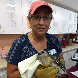 Betty I. - Hospital Volunteer