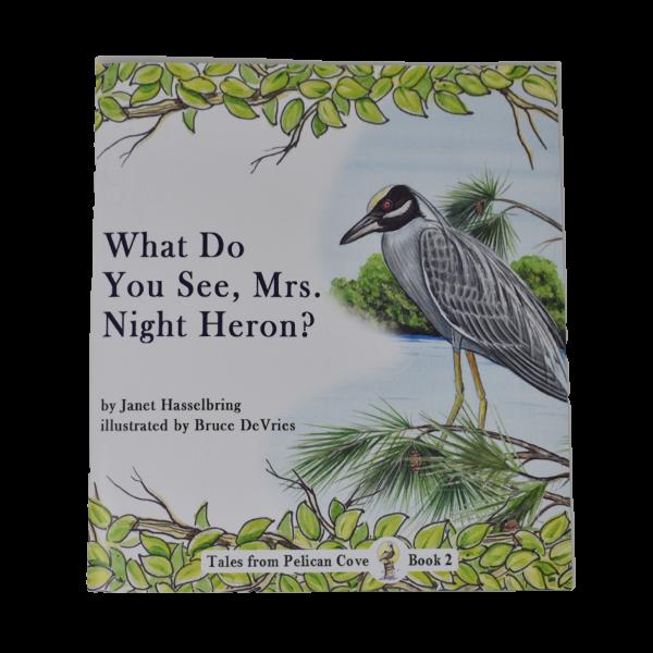 Book Mrs Night Heron