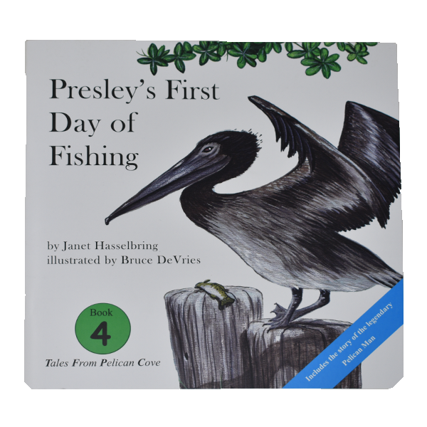 Books Presley Pelican Fishing