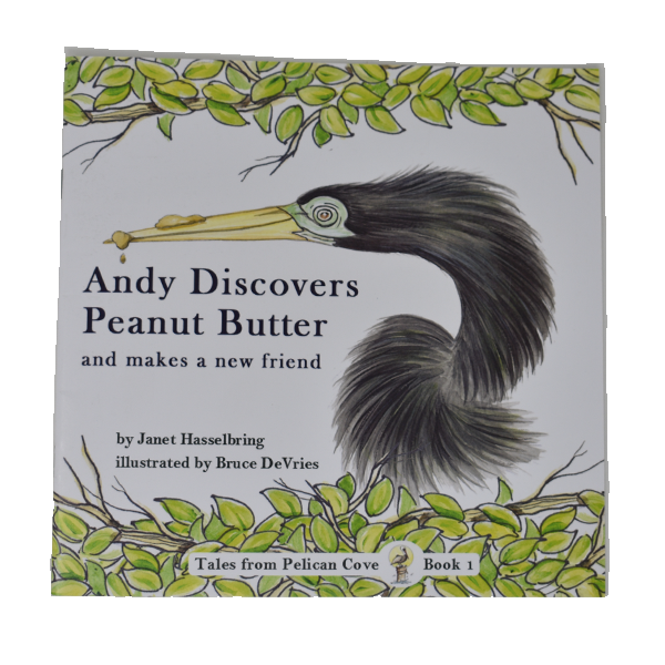 Books Andy Peanut Butter